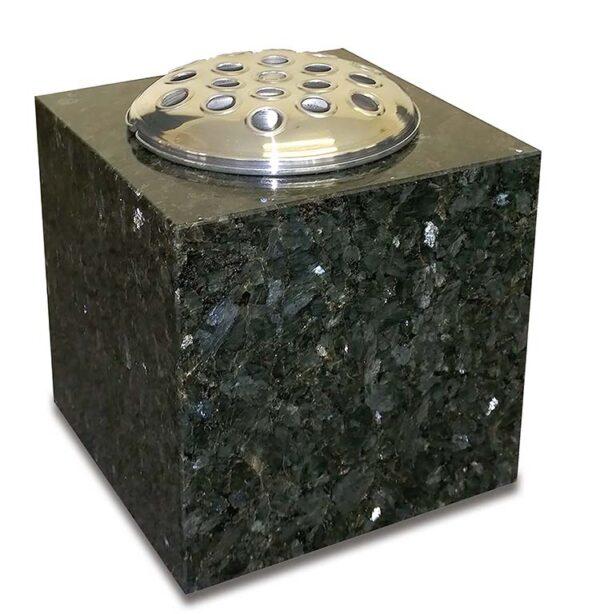 Peal Granite Vase Memorial
